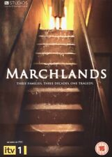 SPOOKY BRITISH GHOST STORY DVD – MARCHLANDS – ALEX KINGSTON