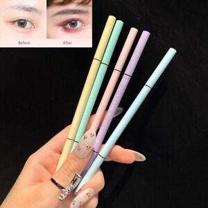 lasting coffee color eyebrow pen with brush eyebrow pencil eyebrow enhancers