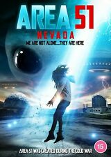 AREA 51 NEVADA (RELEASED 6TH JULY) (DVD) (NEW)