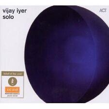 """VIJAY IYER """"SOLO""""  CD ---------11 TRACKS--------- NEU"""