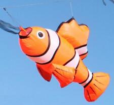 3D Large 5ft Nemo Single Line Soft Kite Line Laundry Show Kite Outdoor Festival