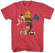 Mickey Mouse Fill Me Graphic Tee Vintage Classic Disney World Mens Adult T-shirt