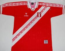 2000-2002 PERU WALLON AWAY FOOTBALL SHIRT (SIZE XL)
