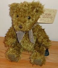 """Russ Darby Bears from the Past 5.5"""" plush w/Tag #4930"""