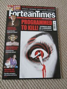 Fortean Times Magazine - FT232 - February 2008 - Programmed To Kill