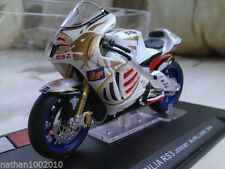 Motos miniatures verts 1:24