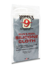 Hoppe'S Gun & Reel Silicone Cloth Polishes Cleans & Coats with Protective Finish