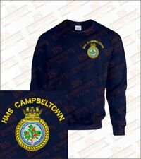 Embroidered HMS Campbeltown Sweatshirts