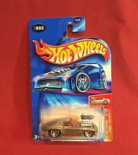 Hot Wheels 2004 First Editions 'Tooned 1963 Corvette #093 (3T)