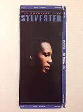 Vintage 1980s Sylvester Original Hits Empty Cd Longbox Only No Disc 1989 Disco
