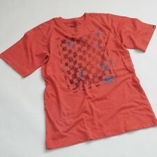 NEW QUIIKSILVER SURF RIVERA BOYS NAVY or RED T SHIRTS S or L G88