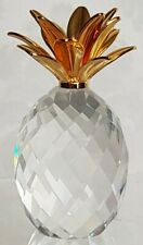 "Swarovski Crystal Pineapple 2.5"" Excellent"