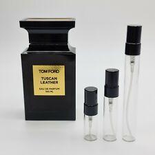 TUSCAN LEATHER by Tom Ford - EDP: 2ml - 5ml - 10ml Sample Spray Atomiser