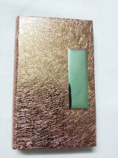 CARD HOLDER - Elegant Imported Credit / Debit Card Case NO-23