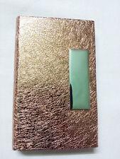 CARD HOLDER - Elegant Imported Credit / Debit Card Case NO-23