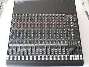 Mackie CR-1604 VLZ 16 Channel Mic/Line Mixer.in sehr gutem Zustand