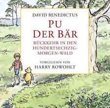 David Benedictus - Pu der Bär. Rückkehr in den Hundertsechzig-Morgen Wald - CD
