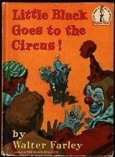 B0006AYNMK Little Black Goes to the Circus!