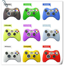 XBOX 360 WIRELESS CONTROLLER silicone rubber Protect Microsoft X-BOX X 360