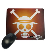 Personalized Customized Anime One Piece Mouse Pad Mousepad PC Mat