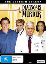DIAGNOSIS MURDER - SEASON 7   - DVD - UK Compatible -  sealed