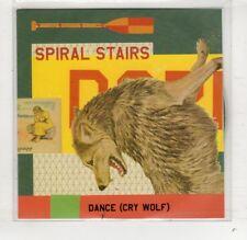 (HR630) Spiral Stairs, Dance (Cry Wolf) - 2017 DJ CD