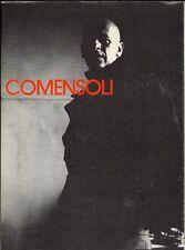 COMENSOLI Mario, Mario Comensoli. Information Informazione Information