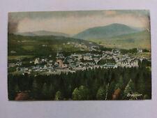 Braemar Vintage colour postcard c1910 printed in Saxony