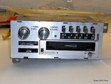 Good Used MoPar 1981 Chrysler Imperial AM/FM CASSETTE RADIO model number 4048909