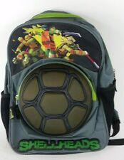 "Nickelodeon TMNT ""Shellheads""  collectible Backpack, near mint!!"