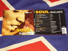 THAT'S MUSIC - SOUL BALLADS    DIGIPAK