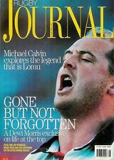RUGBY JOURNAL No 2 Autumn 1995 BRITISH MAGAZINE