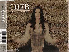 CHER Believe CD Single