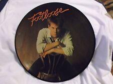 "Footloose Soundtrack 1984  limited ed. picture disc.  12"" Lp.  9C9-39404"