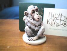 Harmony Kingdom Comfort Zone V1 Chimpanzee Le 200 New