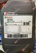 Castrol GTX 5W30 FORD 5W-30 A1 Engine Oil 20 Litres 5W30 Ford WSS-M2C913-A