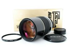 【MINT IN BOX】Nikon AIS Ai-S 180mm f2.8 ED Telephoto Lens From Japan  #00191443-G