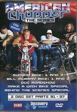 AMERICAN CHOPPER THE SERIES FIFTH (5) SEASON - 2 DVD BOX SET PARTS 31 - 37