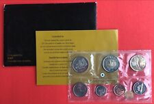 2007 - - Pl Set - - Canada RCM Proof Like Mint -COA and Envelope - FREE Shipping