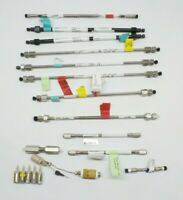 Lot of HPLC Columns for parts/repair - Agilent, Waters, Dionex