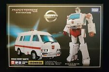 TRANSFORMERS Masterpiece Ironhide Iron Hide MP-30 Takara Tomy High Quality KO