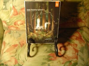 Adobe Photoshop Lightroom 5 (Software, 2012) 1 cd set, Windows/MAC OS, with Seri