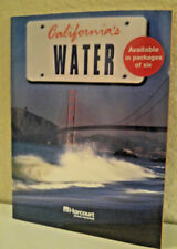 CA's WATER On-Level READER 5th GRADE 5 SCIENCE HARCOURT HOMESCHOOL EARTH SCIENCE