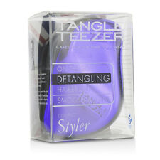 Tangle Teezer Compact Styler On-The-Go Detangling Hair - #Purple Dazzle 1pc
