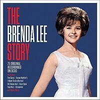 Brenda Lee - Brenda Lee Story [New CD] UK - Import