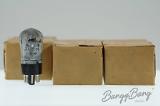 3 Antique ARDD5 CV1052 EB34 pre-war Tube Valve Old Collector Radio In Box - Bang