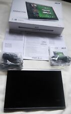 Acer Iconia A501 16GB, WLAN + 3G (Entsperrt), 25,7 cm (10,1 Zoll) - Silber OVP