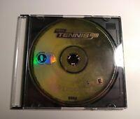 Tennis 2K2 (Sega Dreamcast, 2001) MINT DISC TESTED