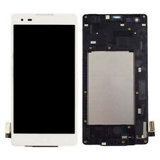 +Frame LCD Display Touch Screen Digitizer For White LG K6B F740 LS676 K200