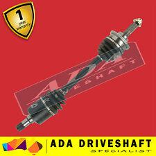 1 x New CV Joint Drive Shaft for Mazda 3 BK Series2 05-2012 Manual Passenger